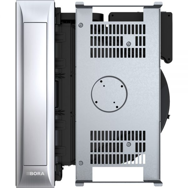 BORA Pro cooktop extractor system with integrated fan