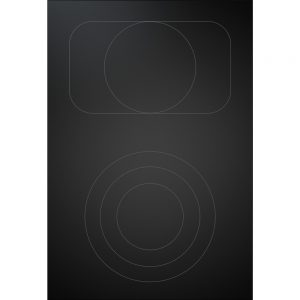 BORA Pro HiLight Cooktop 3-Ring Roaster Galway