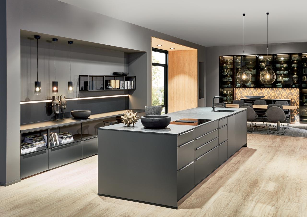 Contemporary Kitchen Design Galway