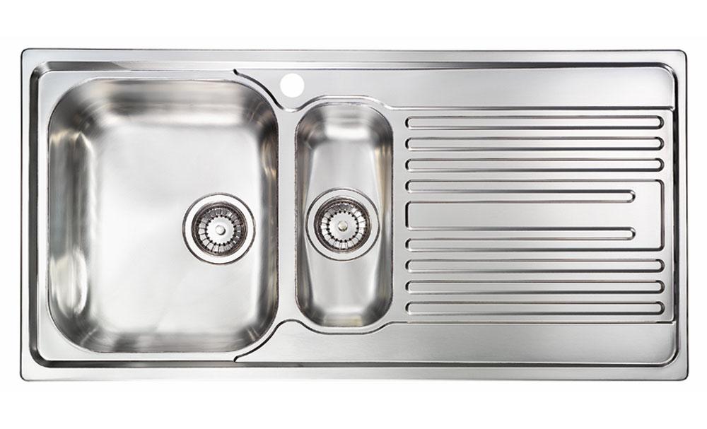 Atlantic 1.5 Stainless Steel Sink Galway