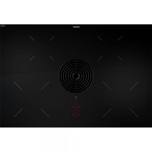 BORA Pure induction cooktop with integrated cooktop extractor - Exhaust air