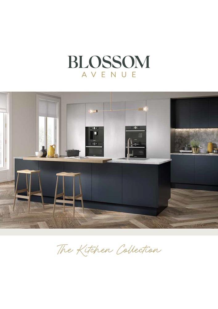 Blossom Avenue Kitchen Brochure