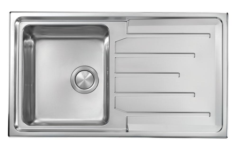 Brando 1.0 Stainless Steel Sink Galway