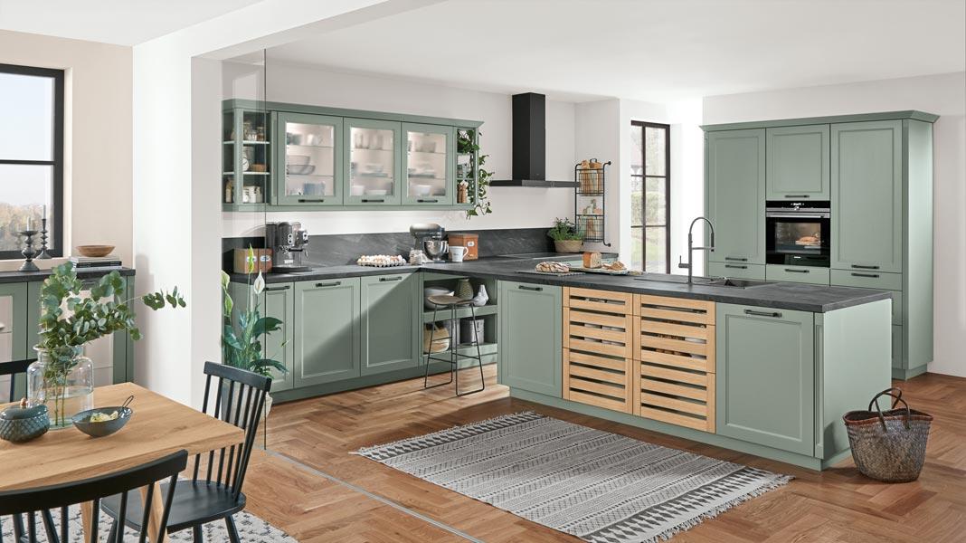 Cascada German Kitchen Collection