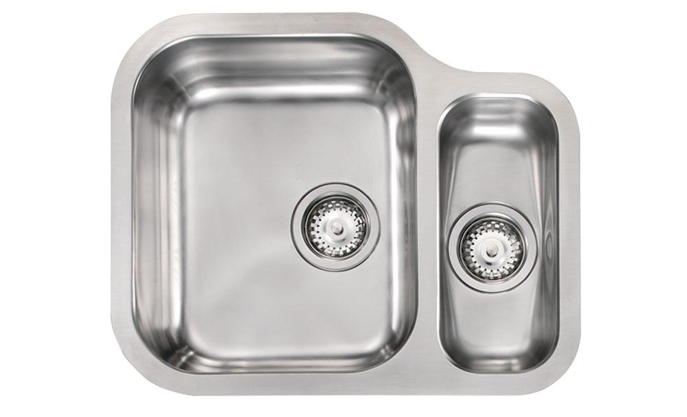 Cinzia 1.5 Stainless Steel Sink Galway