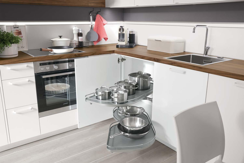 Corner Cabinet Kitchen Storage Galway