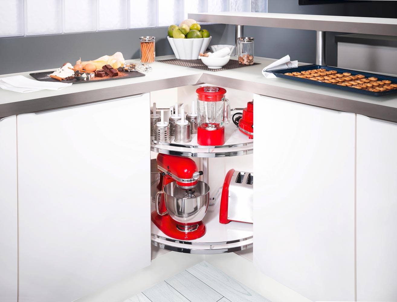 Corner Kitchen Cabinet Storage Galway