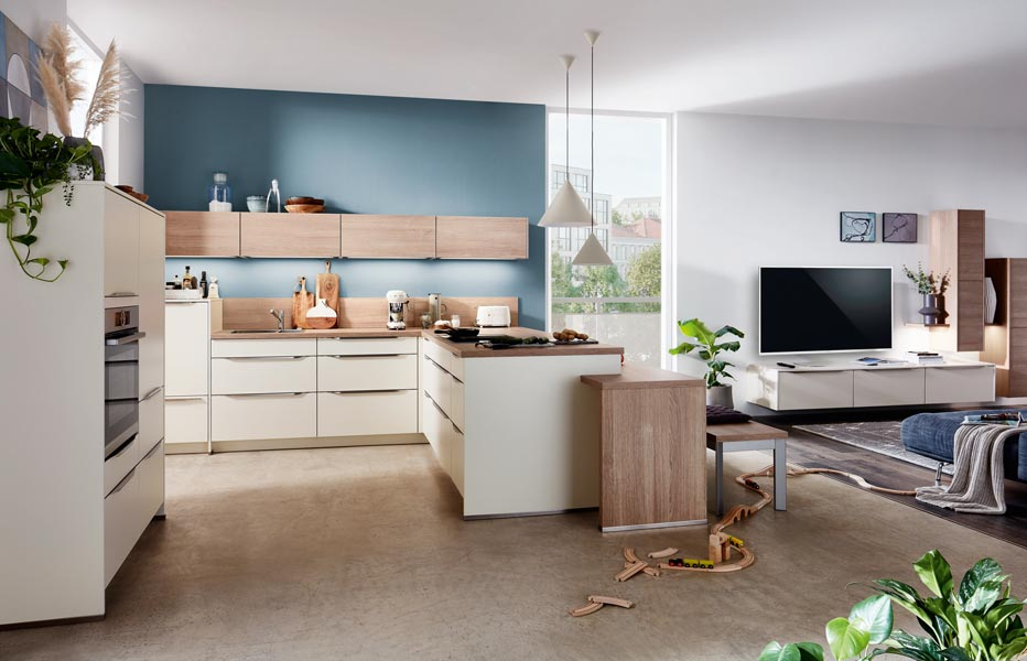 Fashion German Kitchen Collection