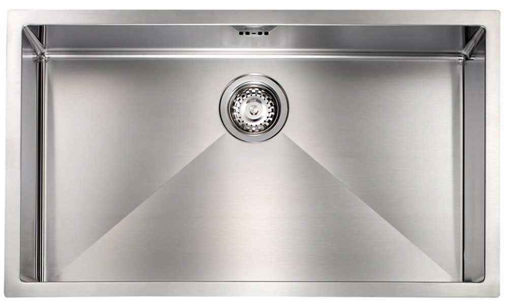 Filo Raggiato 1.0 770 Stainless Steel Sink Galway