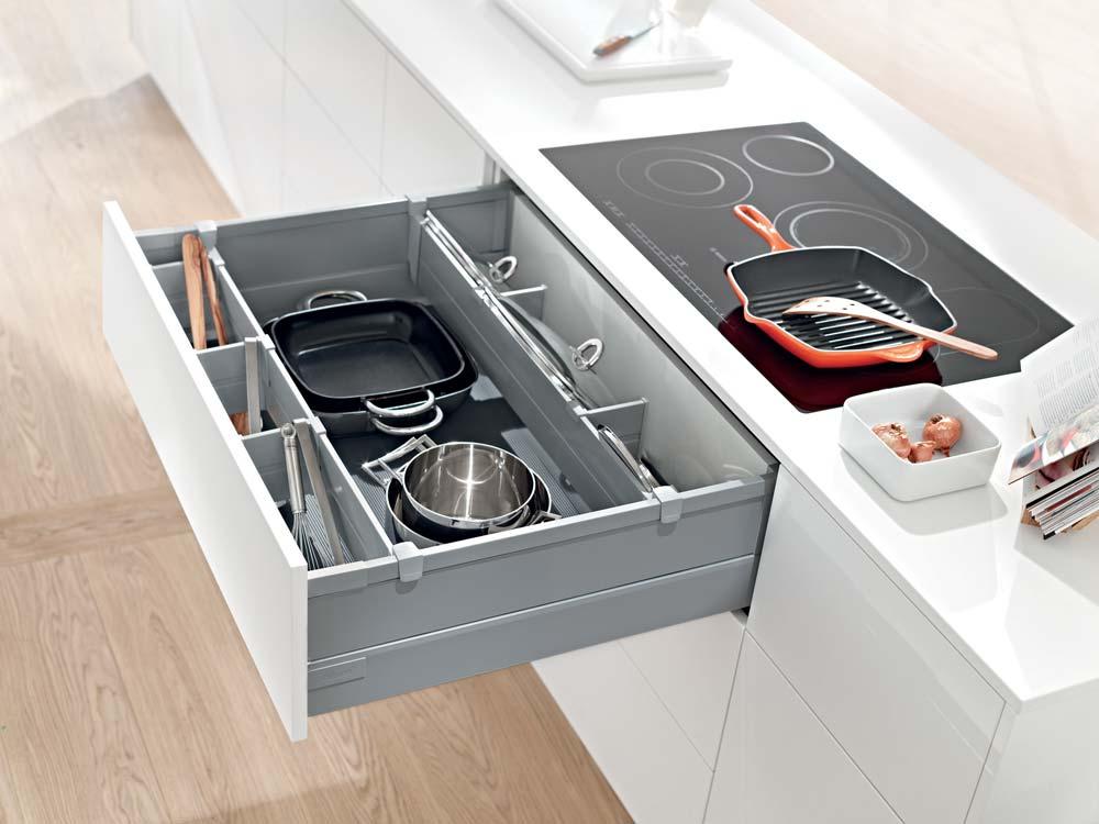 Galway Kitchen Organiser Systems
