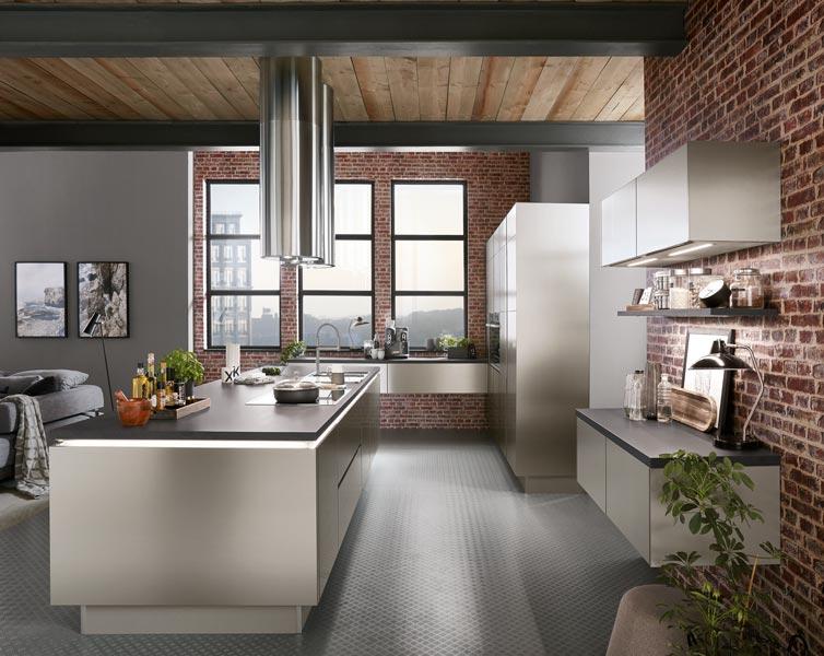 Inox German Kitchen Collection