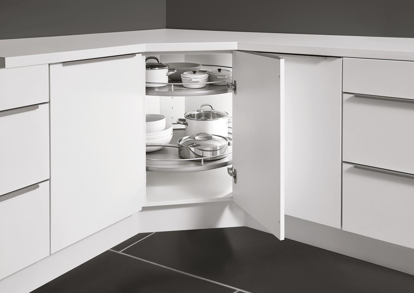 Intelligent Kitchen Corner Storage Solutions Galway