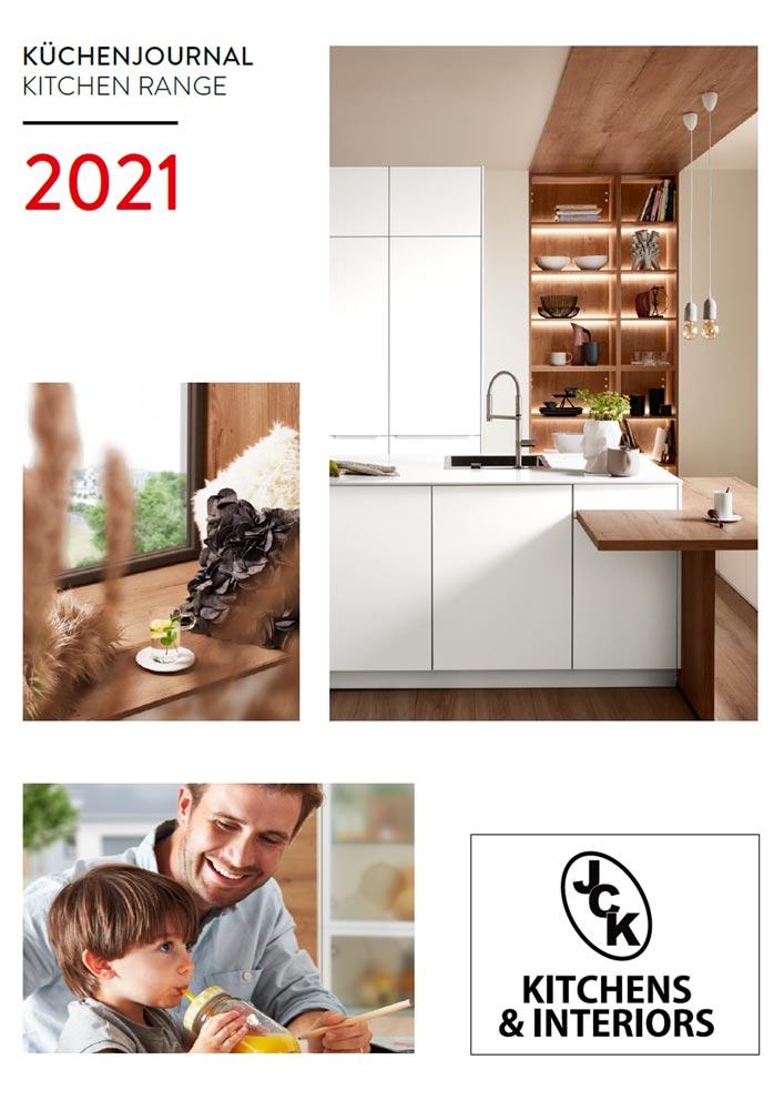 JCK Kitchens and Interiors German Range Brochure