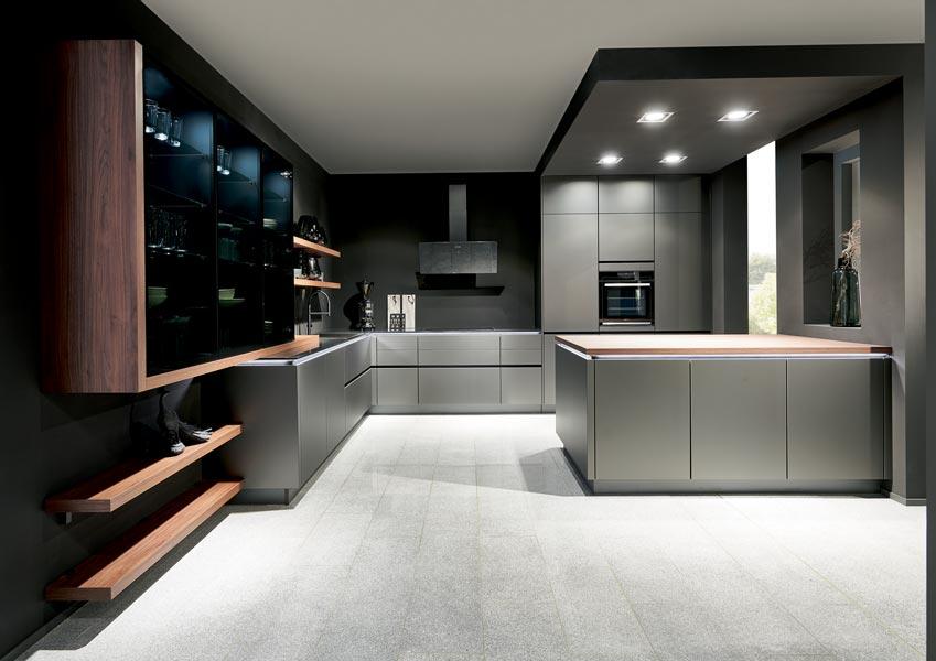 LINE N True Handless Kitchen Range