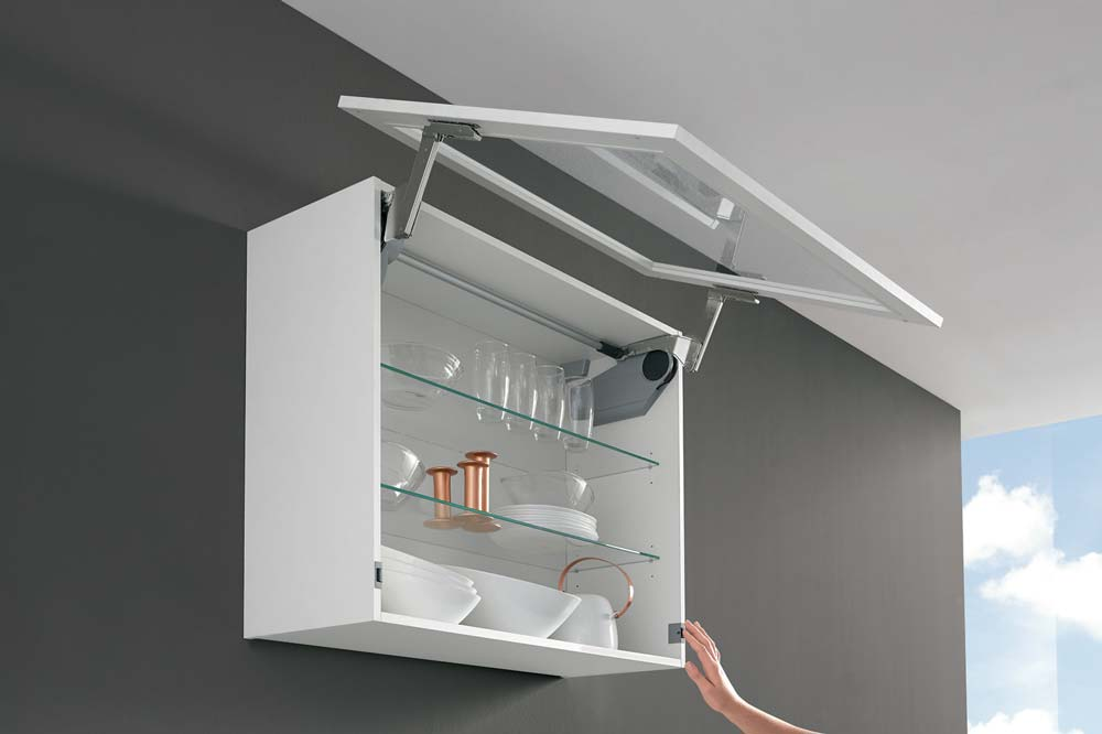Lift Up Wall Unit System Galway