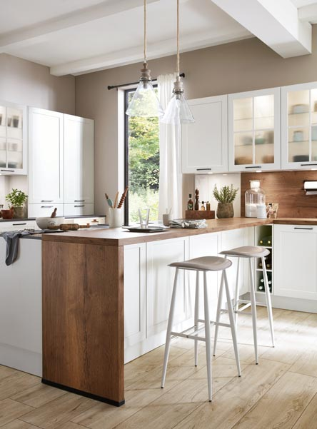 Nordic German Kitchen Collection