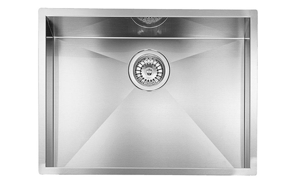 Quadra 1.0 Stainless Steel Sink Galway