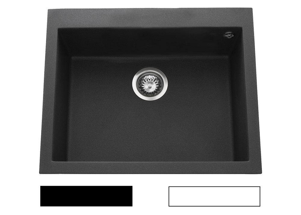 Quadrille 1.0 Granite Sink Galway