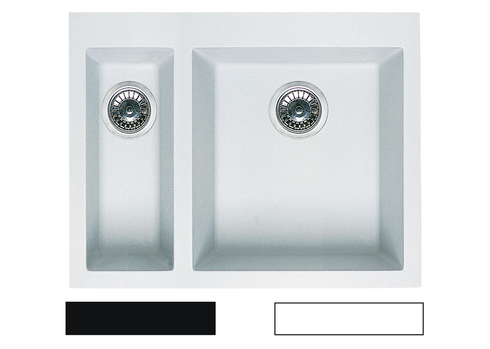 Quadrille 1.5 Granite Sink Galway