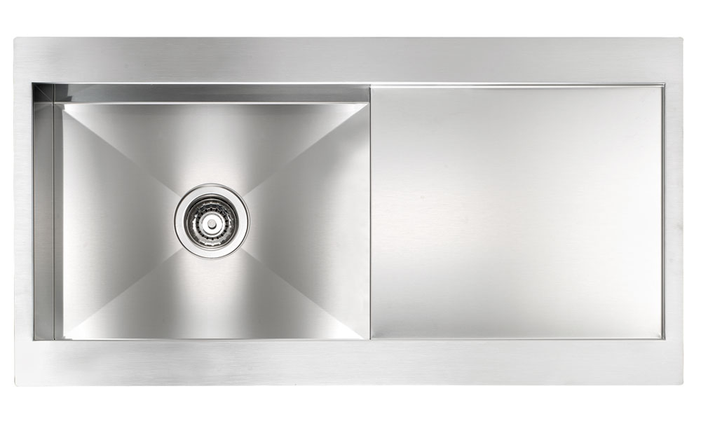 Rio 1.0 Stainless Steel Sink Galway
