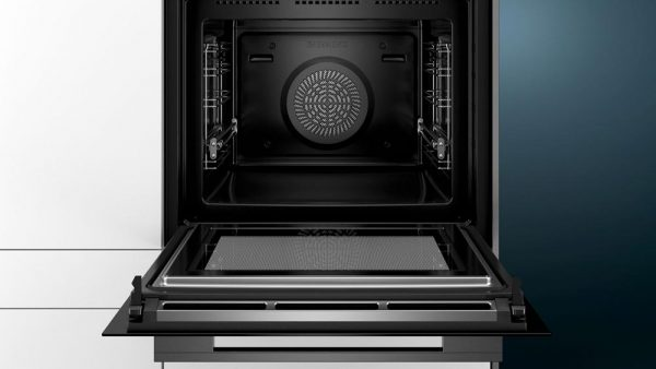 Siemens iQ700, built-in oven with steam and microwave function Galway