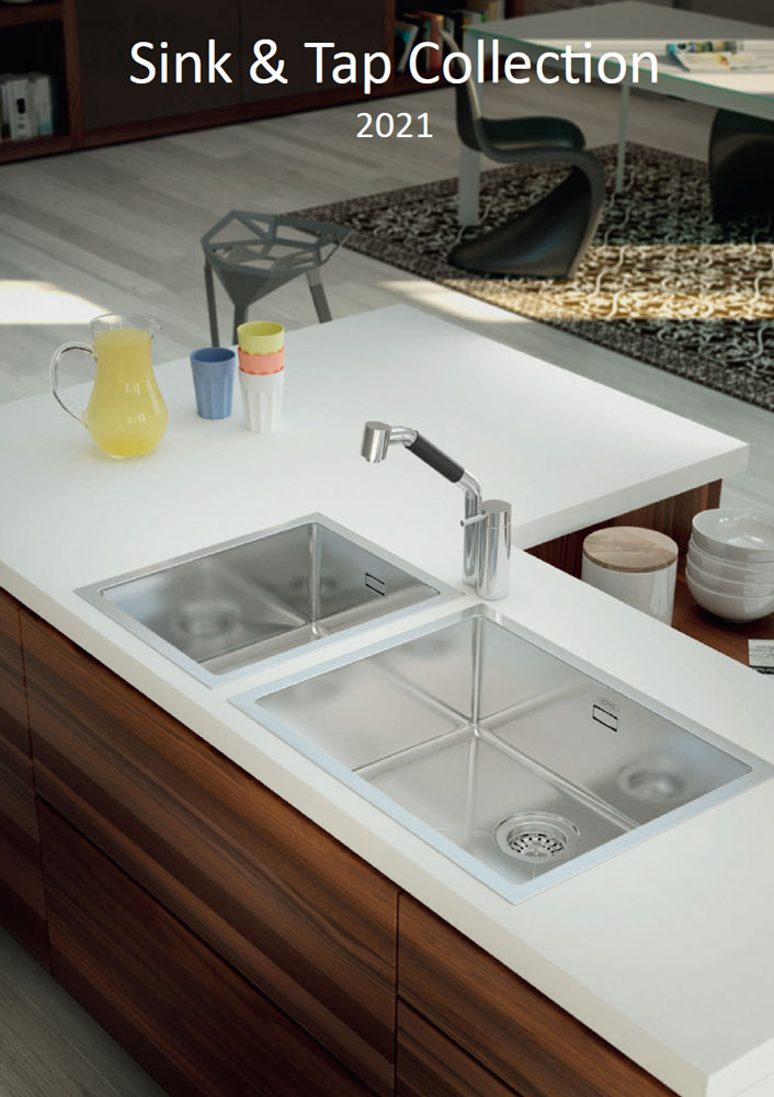 Sink and Tap Collection 2021