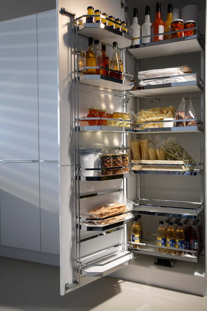 Tall Cabinet Kitchen Storage Galway