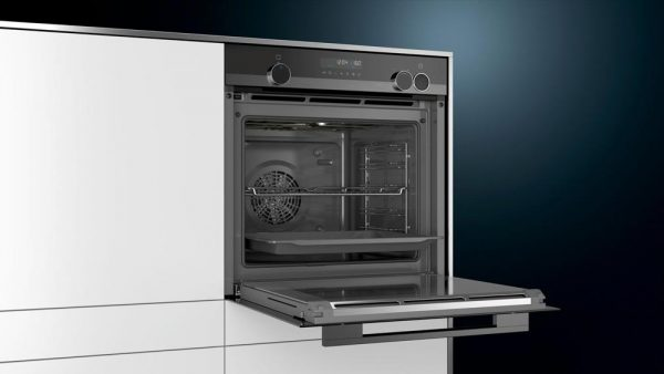 iQ500 Built-in oven with added steam function