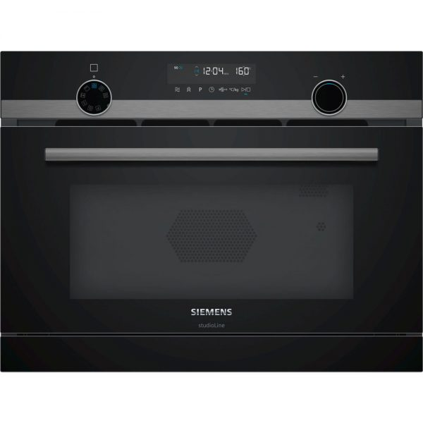 iQ500 Built-in Compact Microwave with Steam Function