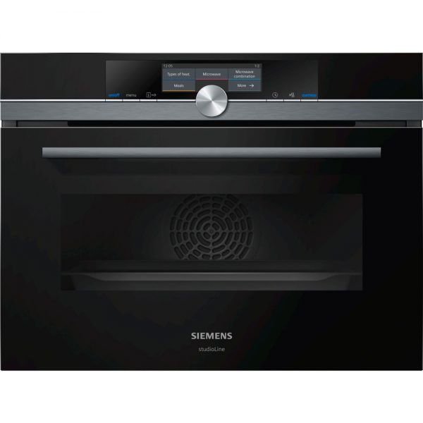 iQ700 Built-in Compact Oven with Microwave Function CM878G4B6B
