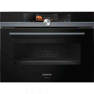 iQ700 Built-in Compact Oven with Steam Function CS858GRB7B