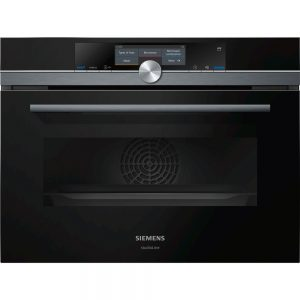 iQ700 Built-in Compact Oven with Steam Function and Microwave Function CN878G4B6B