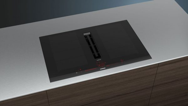 iQ700 Induction Hob with Integrated Ventilation System JCK Galway